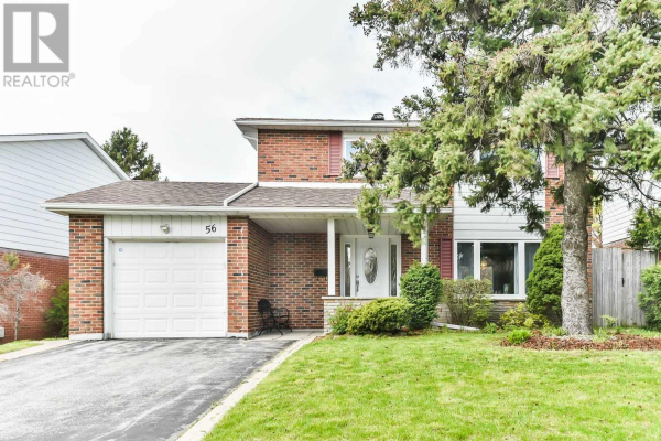 56 GLENDOWER CRCT, Toronto