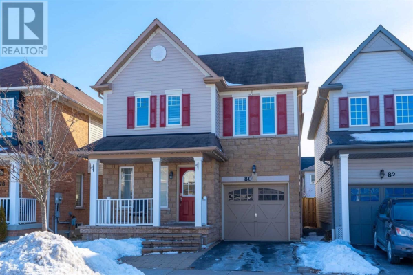 80 DONLEVY CRES, Whitby