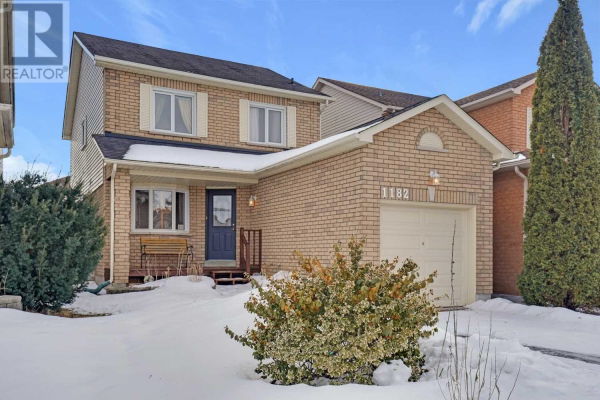 1182 BEAVER VALLEY CRES, Oshawa