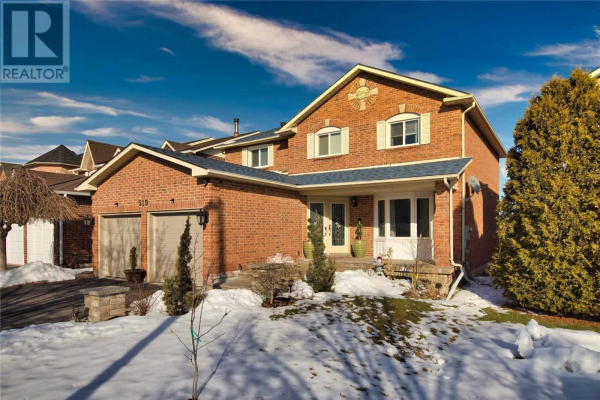 515 LAURIER CRES, Pickering