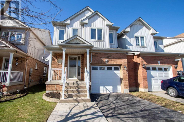 49 JUNEAU CRES, Whitby