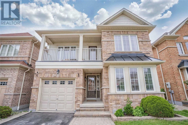 24 SARGEANT AVE, Ajax
