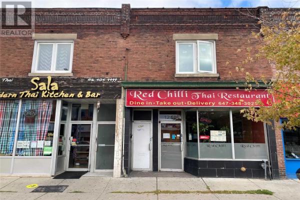 1266 DANFORTH AVE, Toronto