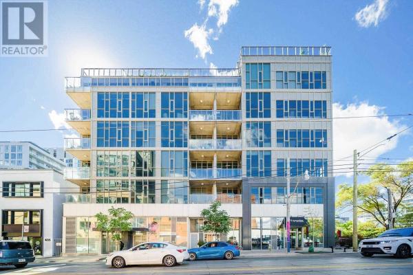 #202 -625 QUEEN ST E, Toronto