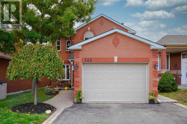 105 APPLE BLOSSOM BLVD, Clarington