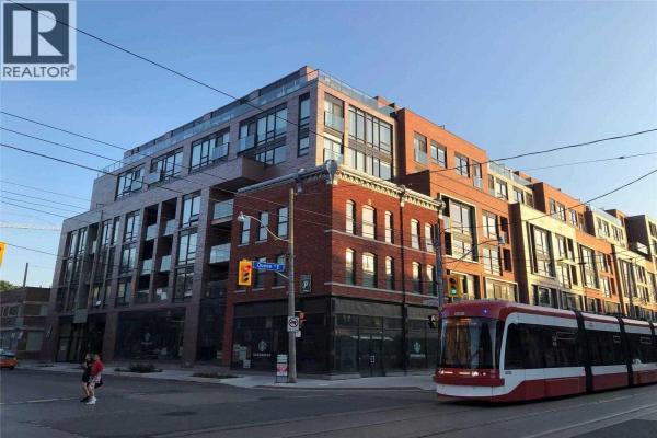 #D-24 -875 QUEEN ST E, Toronto