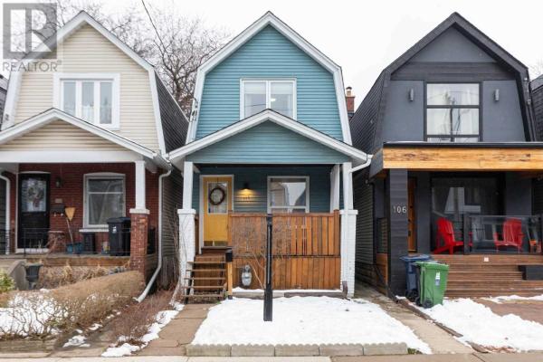 104 MARLOW AVE, Toronto