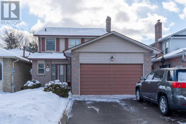 72 HIALEAH CRES, Whitby