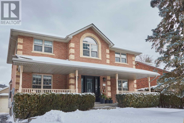 21 WINDSOR VALLEY PL, Clarington
