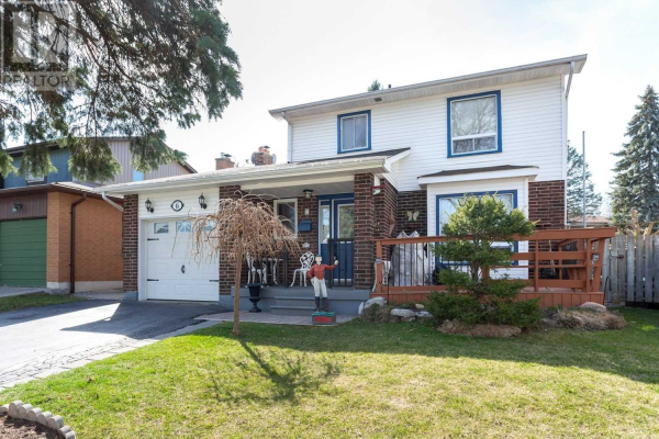 6 RENFIELD CRES, Whitby