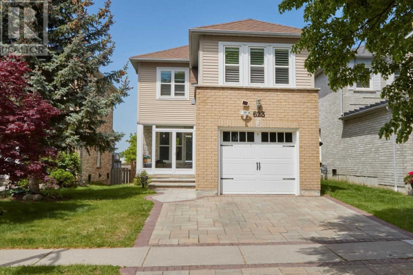 623 ATWOOD CRES, Pickering