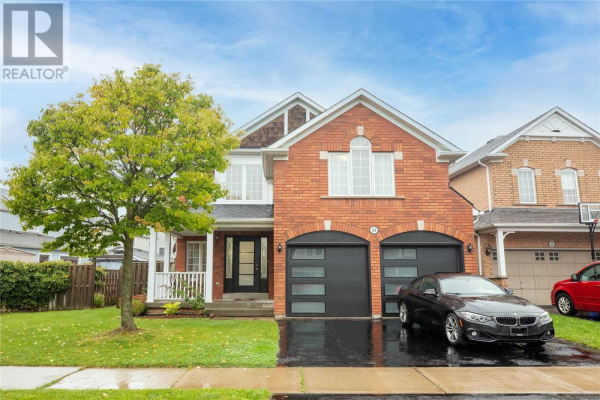 34 MULLORD AVE, Ajax