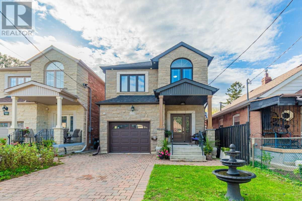 158 B LEYTON AVE, Toronto