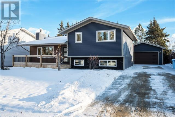 769 TIMBERLINE Drive, Fort McMurray