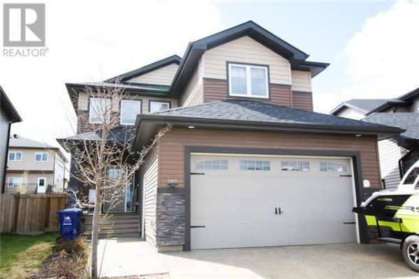 584 Heritage Drive, Fort McMurray