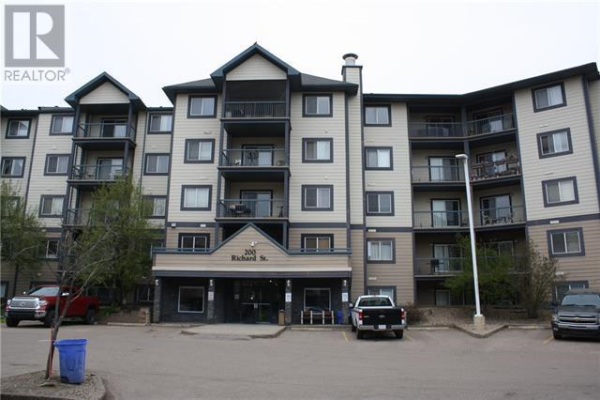 338, 200 RICHARD Street, Fort McMurray