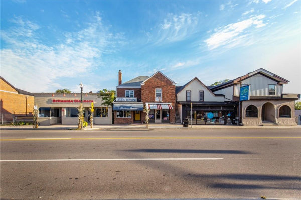13 - 25 King Street E, Stoney Creek