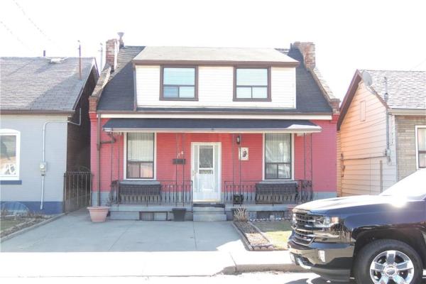 186 East Avenue N, Hamilton