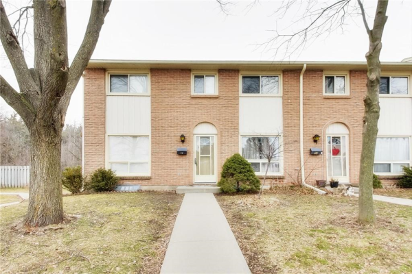 14 165 GREEN VALLEY Drive, Kitchener