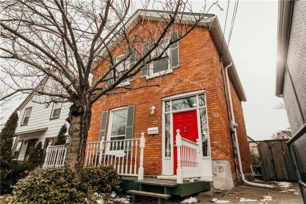 21 Mill Street, Hamilton