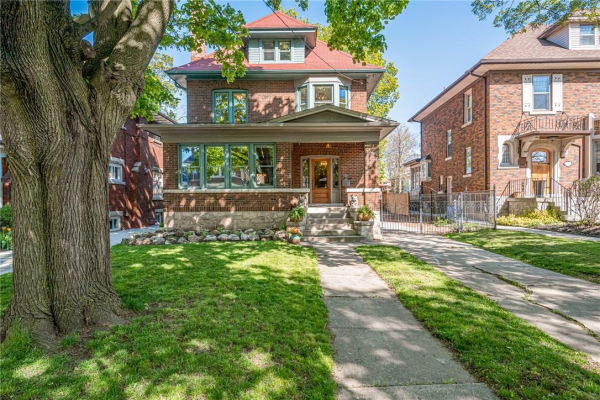 121 ST. CLAIR Avenue, Hamilton