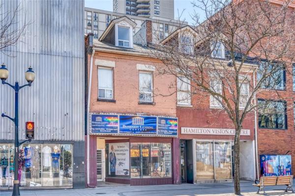 168 KING Street E, Hamilton