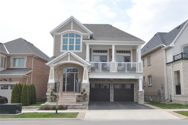 3192 CARDING MILL Trail, Oakville