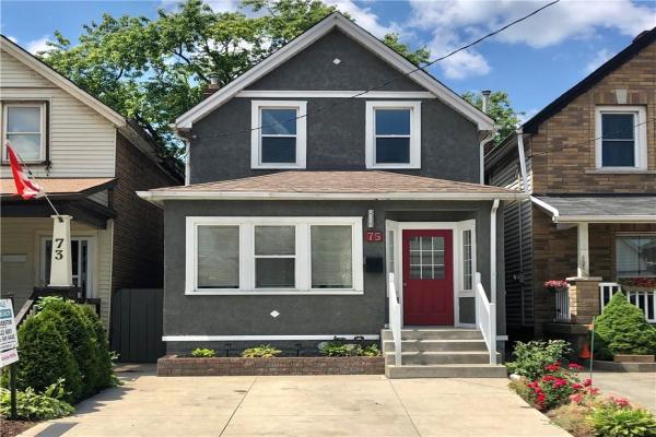 75 CHESTNUT Avenue, Hamilton