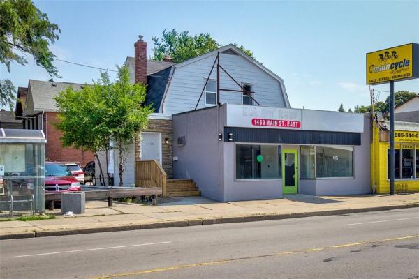 1459 MAIN Street E, Hamilton