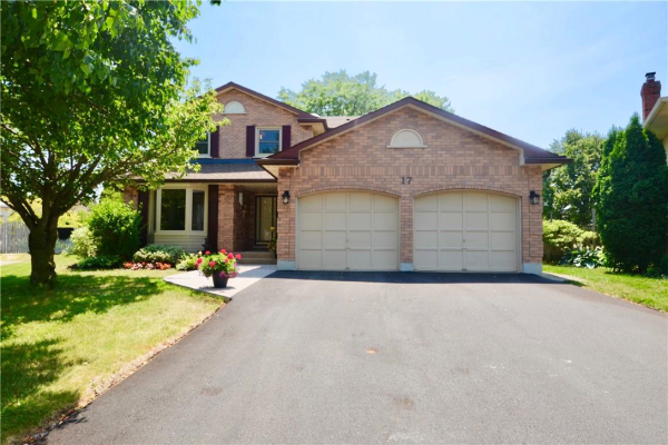 17 CORNWELL Circle, St. Catharines
