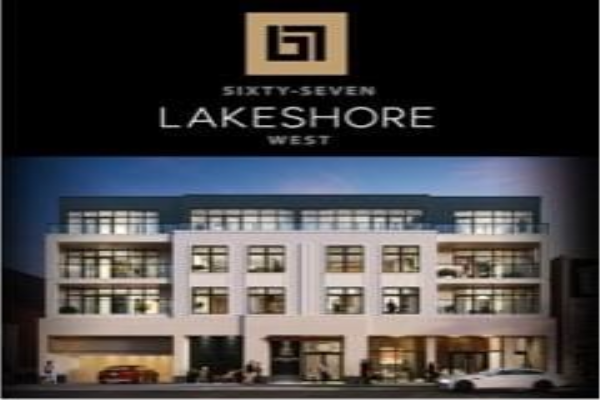 404 67 Lakeshore Road W, Oakville