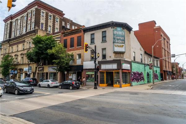 62 JAMES Street N, Hamilton