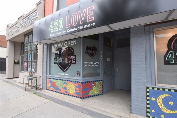 248 KING Street W, Hamilton
