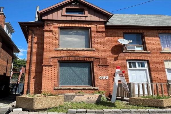493 CANNON Street E, Hamilton
