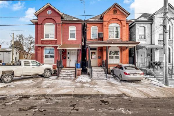 312 Catharine Street N, Hamilton