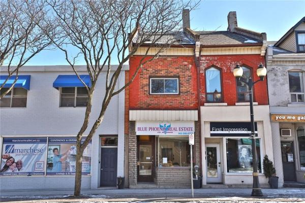 334 JAMES Street N, Hamilton