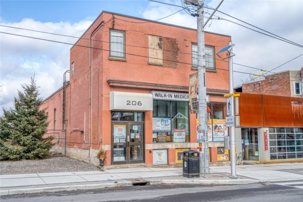 206 LOCKE Street S, Hamilton