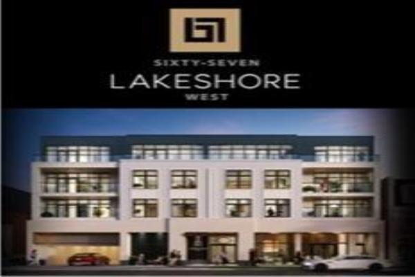 204 67 Lakeshore Road W, Oakville