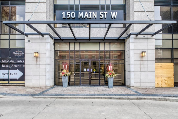 503 150 MAIN Street W, Hamilton