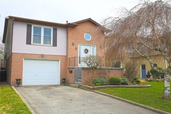 3 Rembrandt Drive, Grimsby
