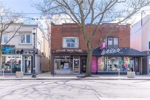 1037 - 1039 KING Street W, Hamilton