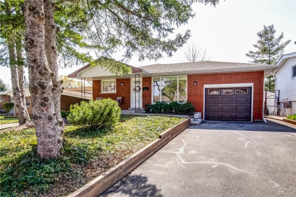 602 Braemore Road, Burlington