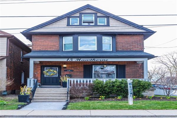 15 Hawthorne Avenue, Hamilton