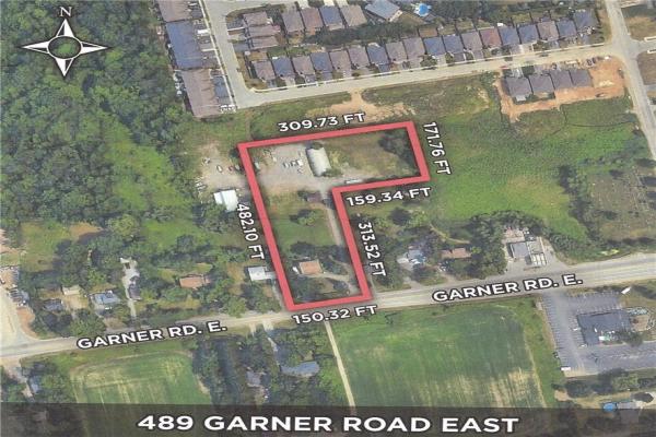 489 Garner Road E, Ancaster