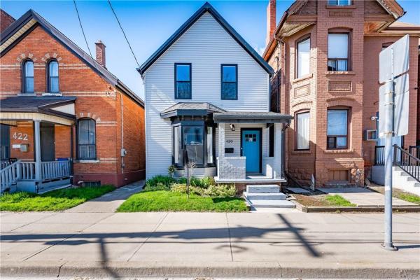 420 CANNON Street E, Hamilton