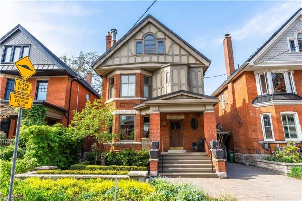 79 Homewood Avenue, Hamilton