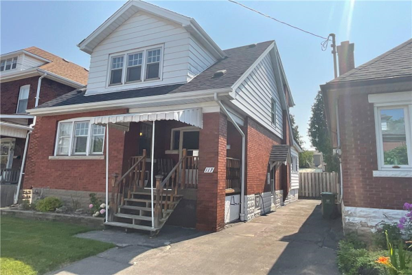 117 PROVINCE Street S, Hamilton