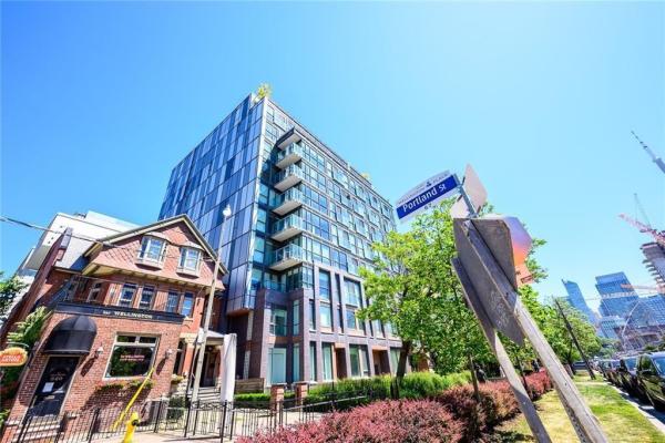 TH02 508 WELLINGTON Street W, Toronto