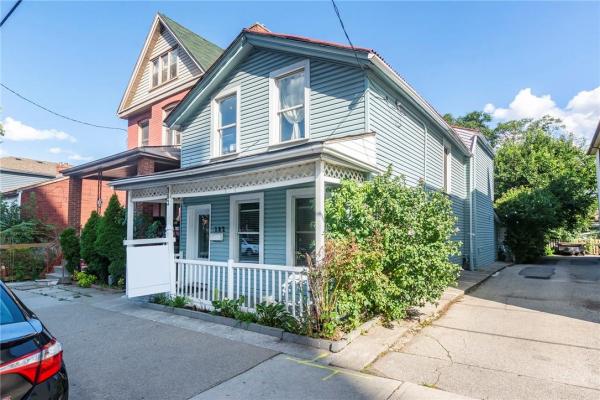 182 John Street N, Hamilton