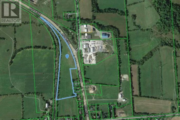 County Road 38 # Parcel 2, South Frontenac